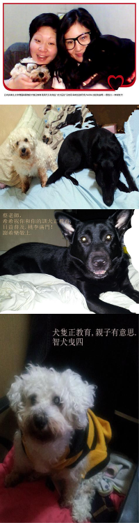 Anna, Nadia, 謝希and曳四