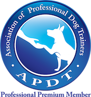 美國APDT專業訓犬師協會專業級會員 Professional Premium Member of Association of Professional Dog Trainers